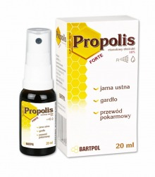 10% Propolis do rozpylania 20ml